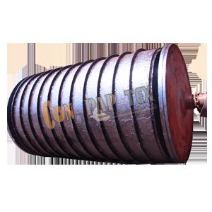 Spiral Cooling Roller